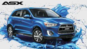 MITSUBISHI ASX 2.0T 4WD (ENHANCED) JOHOR BAHRU